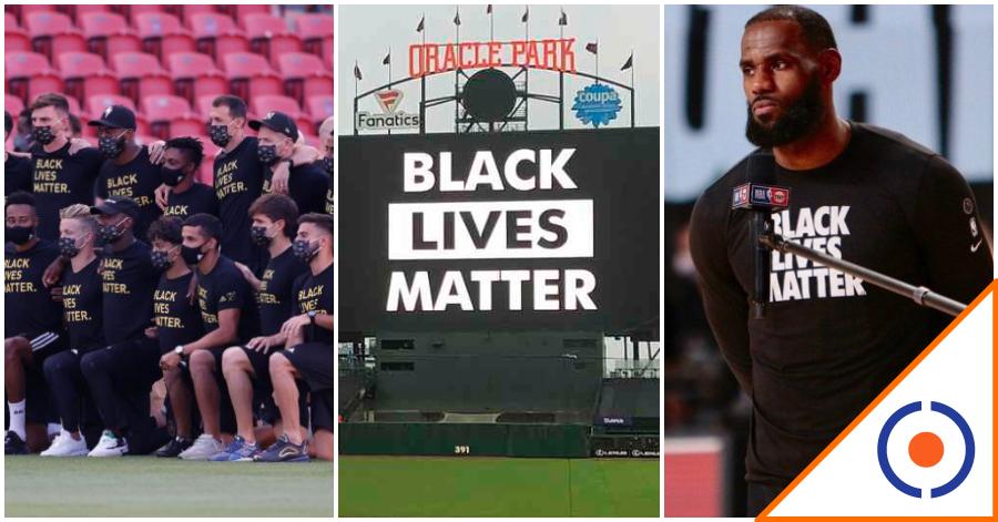 #Viral: Deportes en EU protestan en contra del racismo
