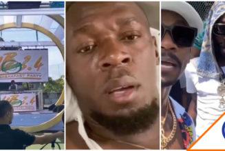 #Viral: Usain Bolt armó fiesta en grande y da positivo de Covid-19