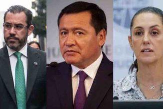 Orta, Chong, Sheinbaum