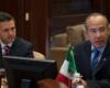 EPN y Calderón