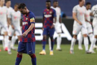Barça sufre goleada de escándalo y aquí están los mejores memes