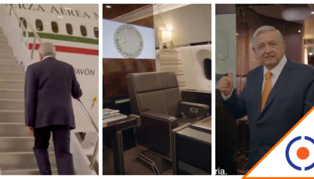 #Sorteo: Estos son los ganadores de la rifa del avión presidencial