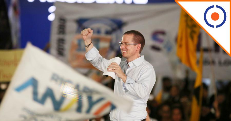 #Política: Ciudadanos ven a Ricardo Anaya como contrapeso del Presidente