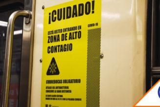 #Covid19: El número de contagios supera los 568 mil casos