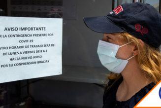 #Covid19: México a unos pocos casos de los 600 mil contagios