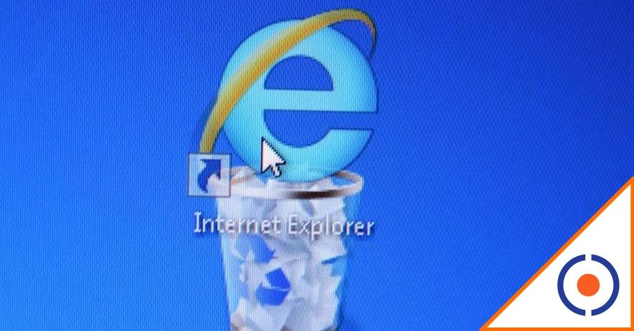 #Viral: Internet Explorer dejará de existir en 2021