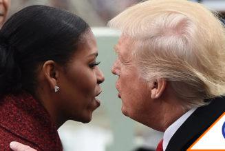 """#Viral: Michelle Obama criticó a Trump, """"es el presidente erróneo para nuestro país"""""""