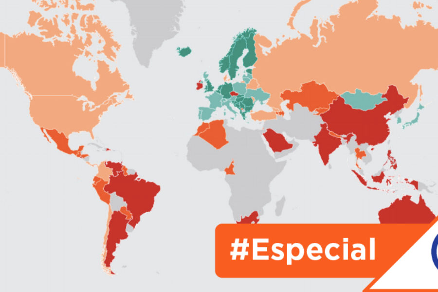 #Impunidad: México entre los países peores calificados