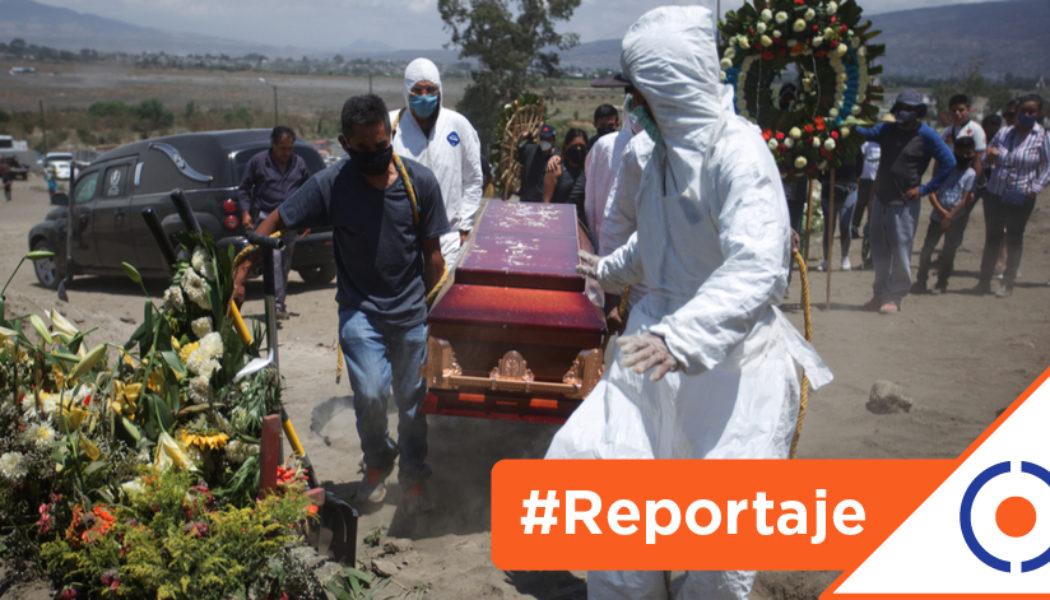 #CDMX: En 7 meses murió la misma cantidad de gente que en todo 2018