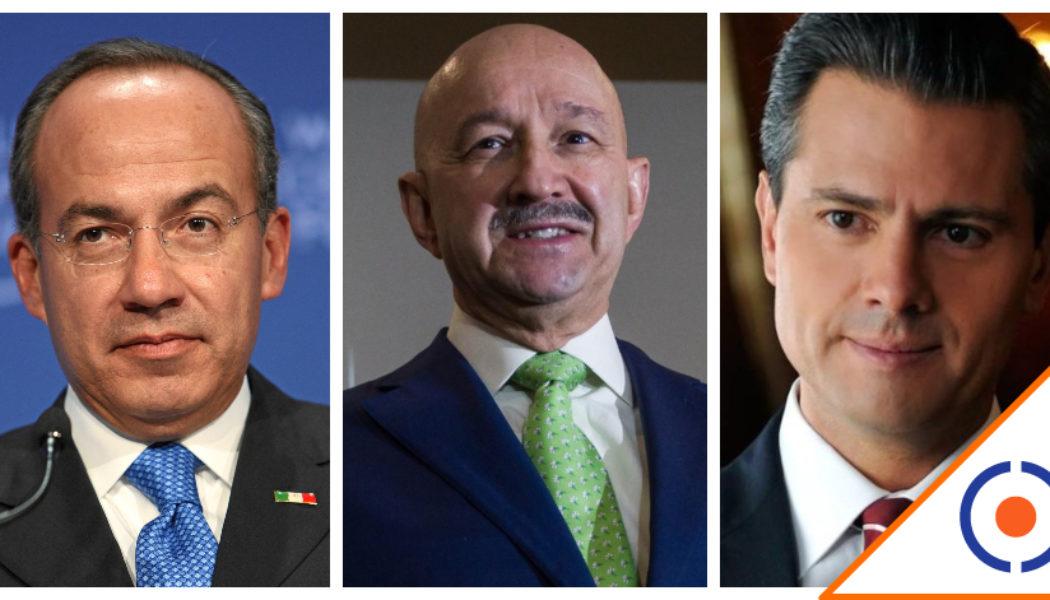 #Corrupción: Denuncia de Lozoya involucra a Salinas, Calderón, Peña y más