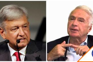 """#DemetrioSodi: """"López Obrador sigue necio… el sexenio está perdido"""""""