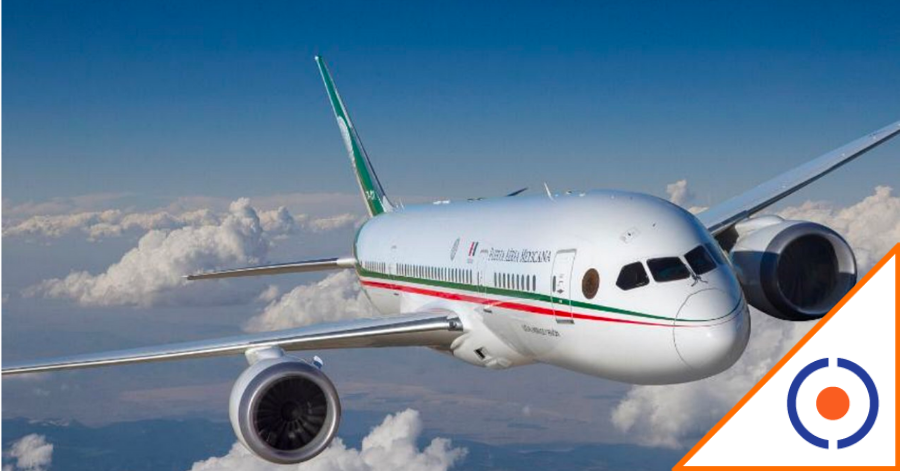 #Pretextos: Avión presidencial no se vende por extravagante: Obrador