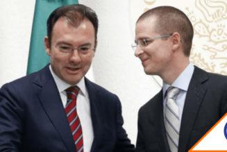 #Corrupción: Videgaray ordenó a Lozoya dar seis millones de pesos a Anaya