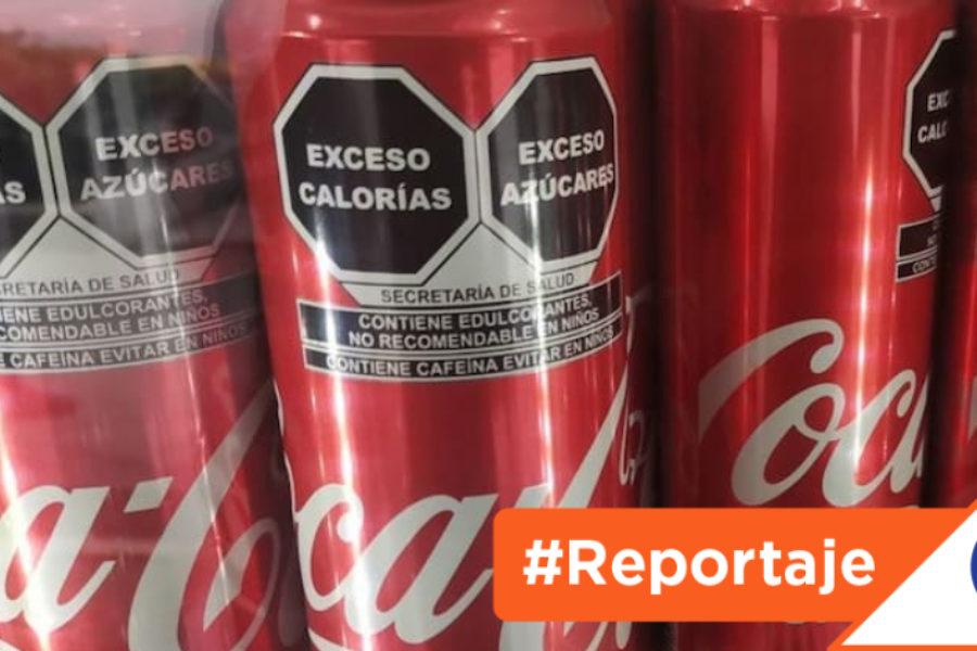 #Reportaje: Coca-cola persiste en su lucha contra etiquetado