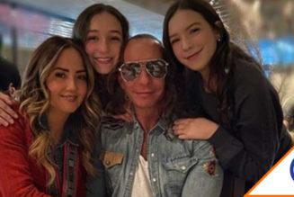 #Viral: Andrea Legarreta fue al cine con su familia… dio positivo a Covid-19