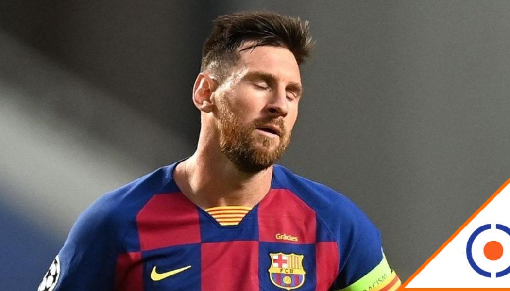 #Viral: Messi se va del Barcelona ¿Dónde acabará?