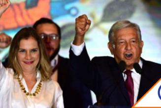 #Gobierno: Andrés Manuel y Beatriz Müller registran sus nombres ante el IMPI