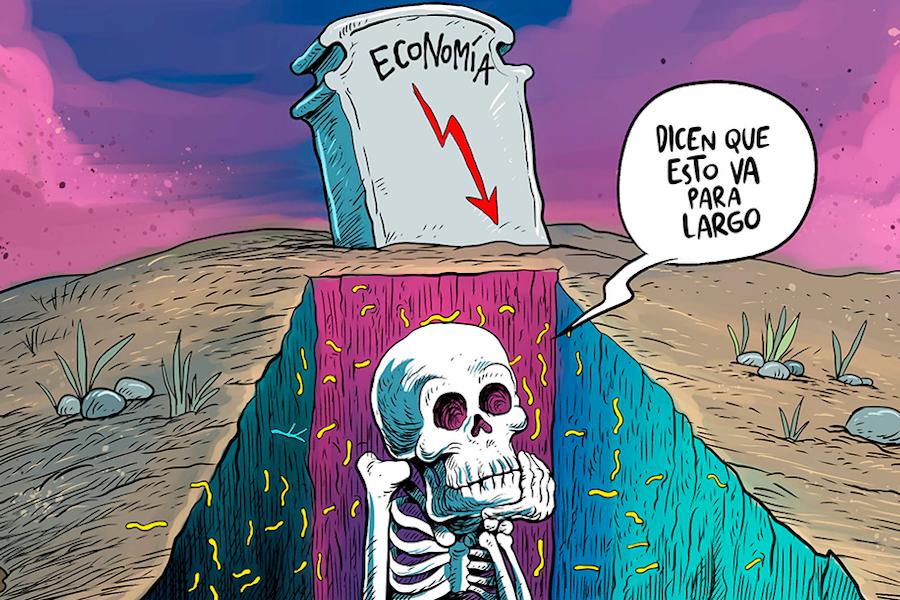 El humor de los cartonistas – Del 10 al 14 de agosto de 2020