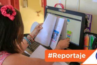 #Reportaje: Regreso a clases muestra desigualdad en la educación