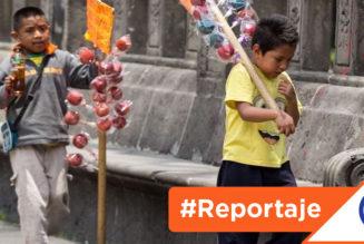 #Reportaje: Pobreza y trabajo infantil, los enemigos de los niños en la pandemia