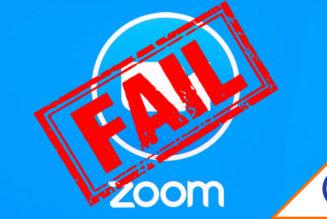 #Viral: Falla Zoom a nivel mundial; los redes explotan