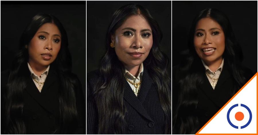 #Viral: Yalitza Aparicio es la nueva imagen de Dior… ¡Orgullo mexicano!