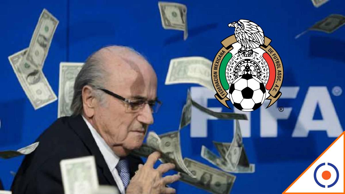 #Viral: Federación Mexicana señalada en el FIFA-Gate… Corrupción en todos lados