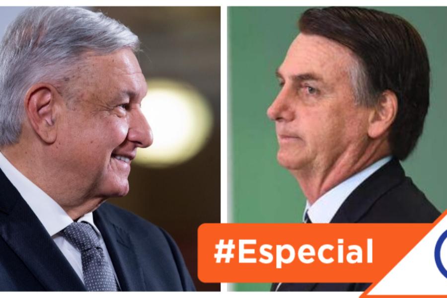 #Economía: Populismo, el talón de Aquiles del crecimiento de México y Brasil