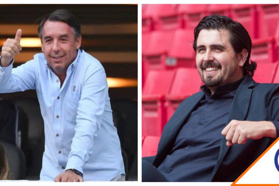 #Viral: Azcárraga y Vergara firman apuesta con causa… Todos contra Covid