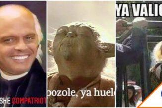 #Viral: Los mejores memes del Día de la Independencia… ¡Huele a pozole!