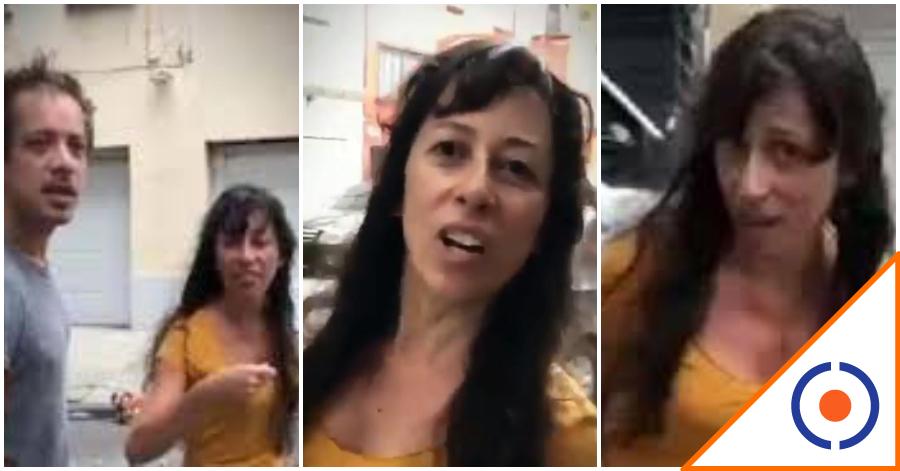 #LadyArgentina: Mujer extranjera insulta a mexicana… Migración la cita
