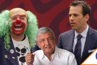 #Viral: Brozo y Loret se burlan de Andrés Manuel en La Mañanera… ¿Y Pío?