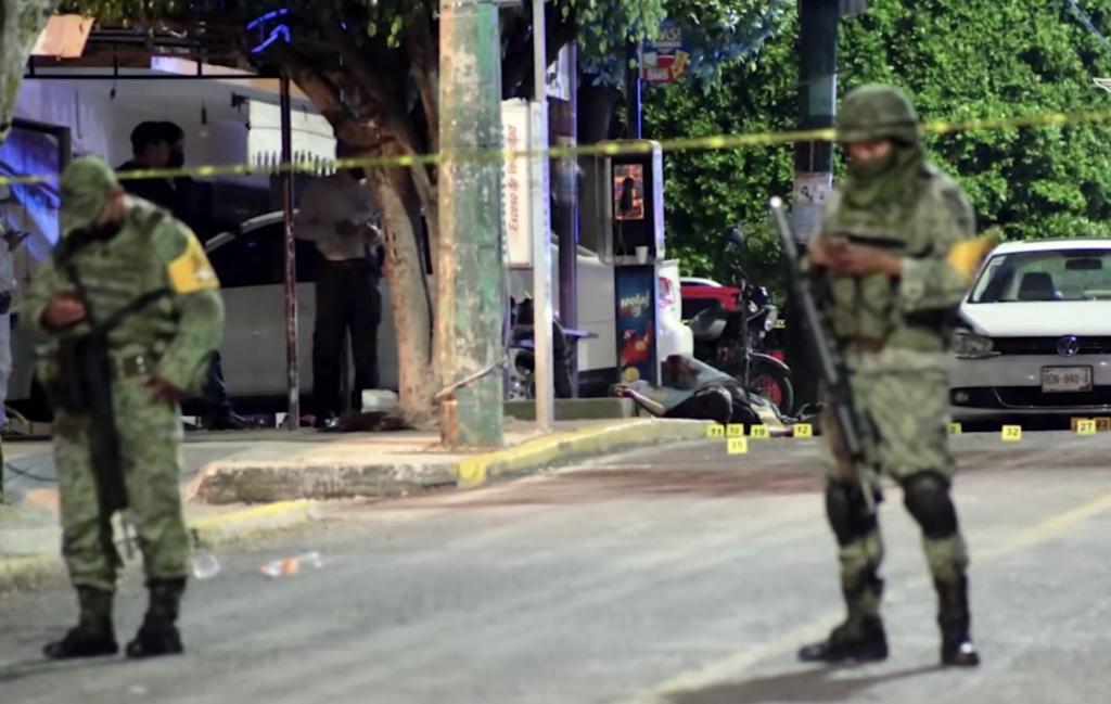 Las masacres en México le han quitado la vida este año a 320 personas.