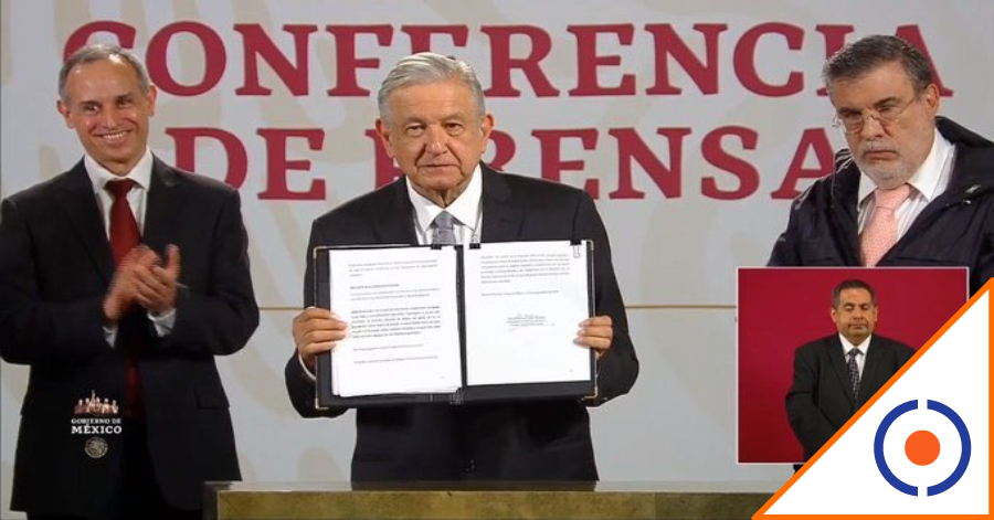 #Política: Presidente solicitará consulta sobre juicio a exmandatarios