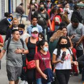 #Covid19: Contagios superan los 733 mil casos