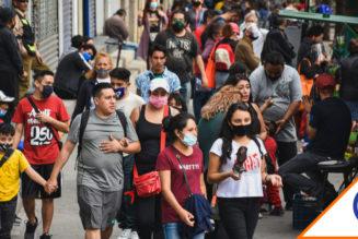 #CDMX: Semáforo naranja se mantendrá por una semana más