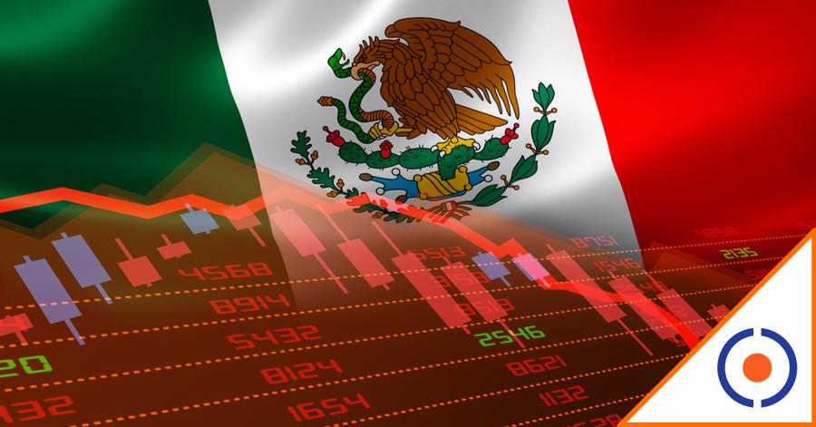#Economía: PIB de México caerá 9.97% en 2020