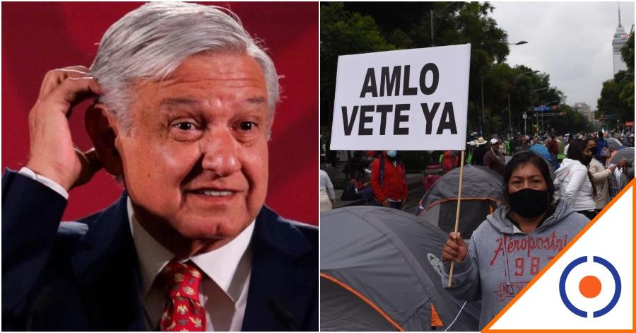 #Viral: FRENA organiza mega marcha para que Obrador se vaya