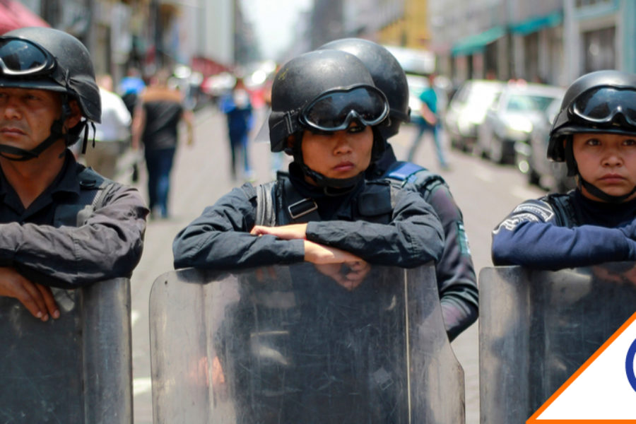 #Seguridad: En agosto, se registraron al menos 2 mil 524 asesinatos