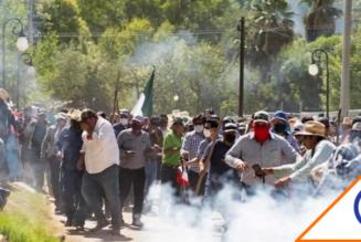 #Chihuahua: Investigan a Guardia Nacional tras muerte en protestas por agua