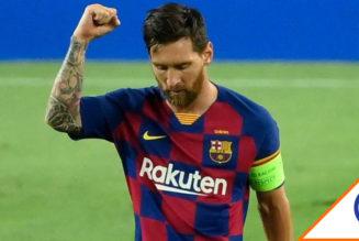 """#Viral: Messi se queda en el Barça… """"Jamás iría a juicio contra el club"""""""