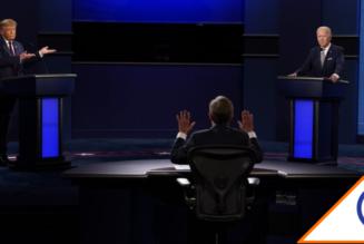#EEUU: Como 'pelea de barrio' transcurre primer debate entre Trump y Biden