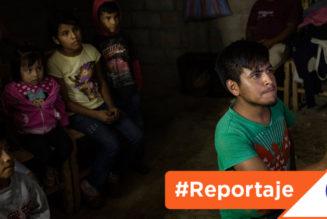 #Reportaje: Apagón analógico obstaculiza el aprender en casa