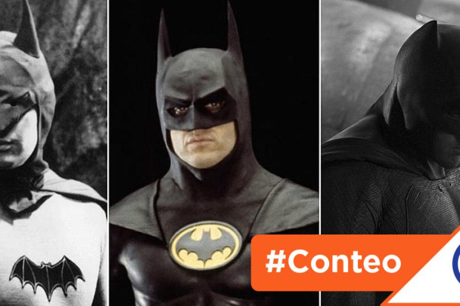 #BatmanDay: 10 actores que dieron vida al Caballero de la Noche