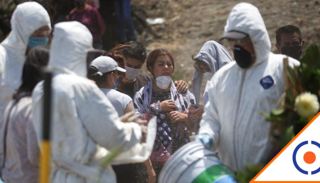 #Covid19: Gobierno confirma que muertes por pandemia superarían las 160 mil