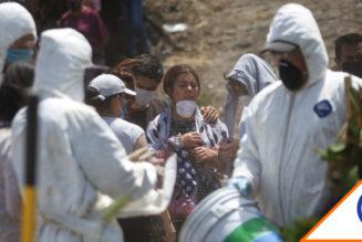 #Terrible: Suman más de 214 mil muertos en México, la cifra real de la pandemia