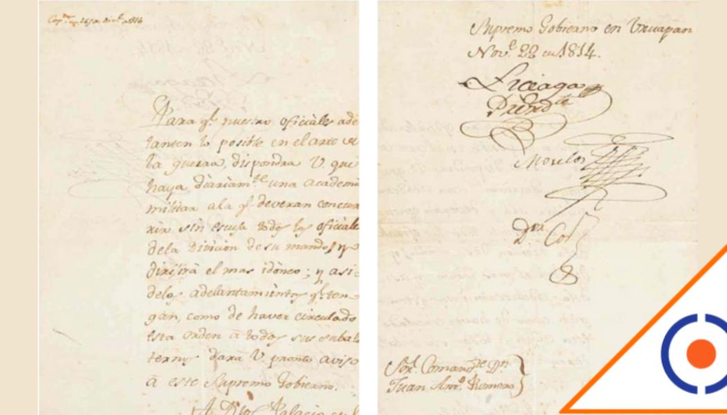 #México: Morton Subastas vende documentos históricos de la Independencia