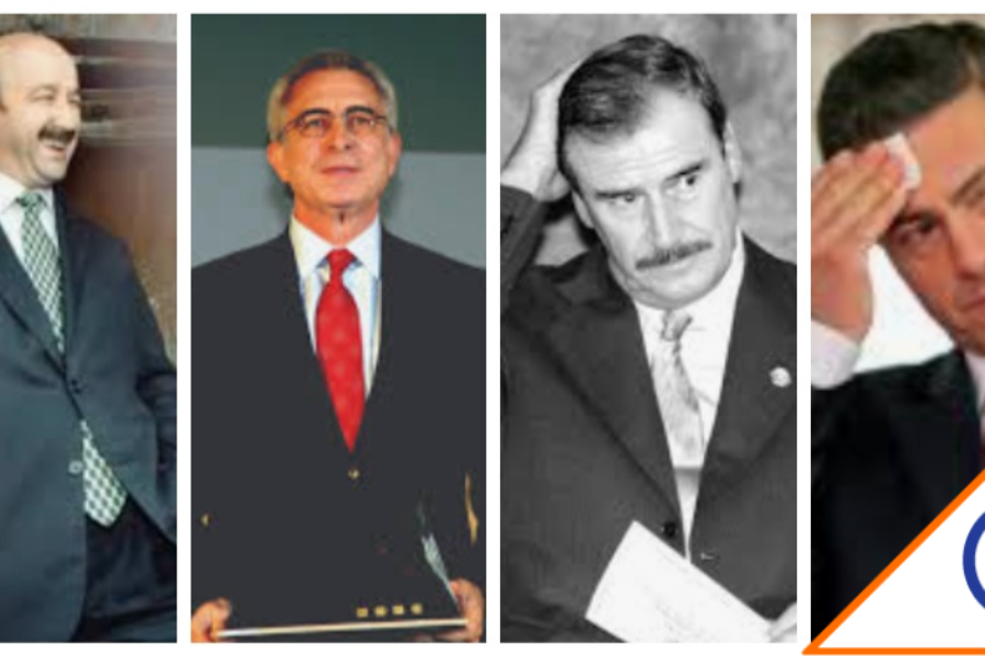 #Política: Morena presenta iniciativa para perdonar a expresidentes