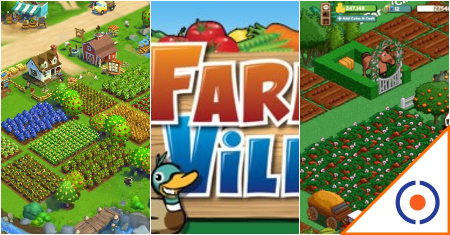 #Viral: FarmVille dejará de operar en Facebook tras 11 años