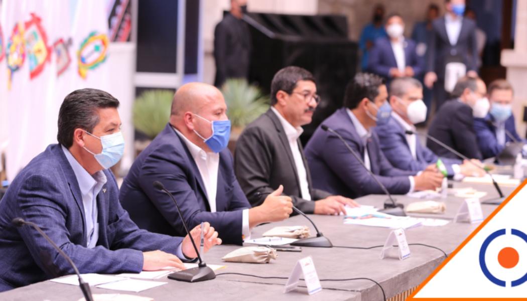 #Política: Acuerdan 10 gobernadores poner fin a su participación en la Conago